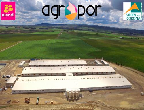 Inauguración Agropor